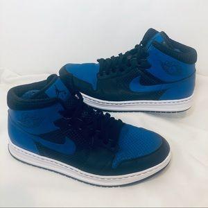 Nike Air Jordan Alpha 1 Royal High Sneakers Shoes